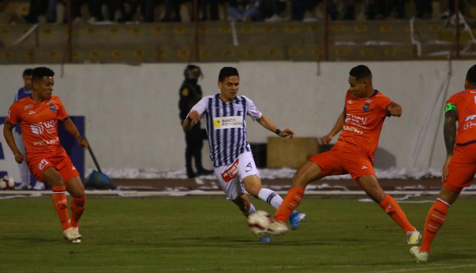 Alianza Lima vs. César Vallejo en el estadio Mansiche por la Liga 1. (Foto: Celso Roldán)
