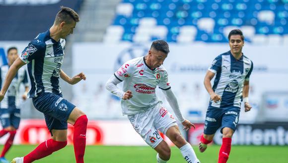 Monterrey vs. Tijuana se vieron las caras este domingo por la fecha 8 de la Liga MX 2021 (Foto: @Xolos)