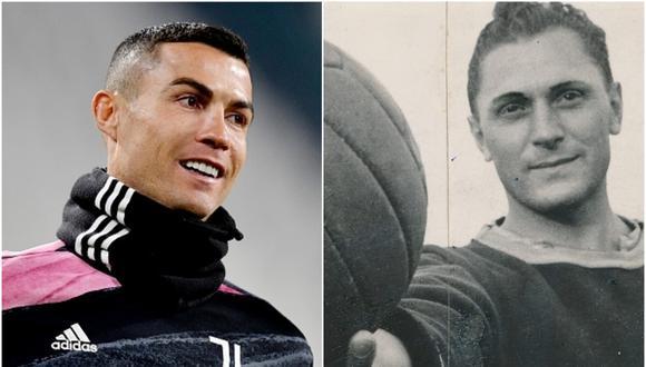 Cristiano Ronaldo llegó a los 759 goles en el triunfo de Juventus sobre Sassuolo. (Getty)