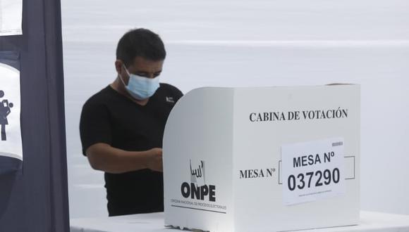 Si bien el voto es obligatorio, debido a la pandemia algunos electores tiene pensado no acudir a las urnas y pagar la multa. (Foto: GEC)