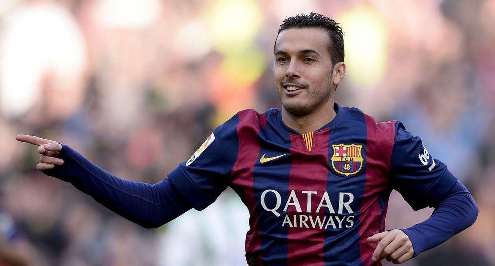 17. Pedro Rodríguez (Foto: AFP)