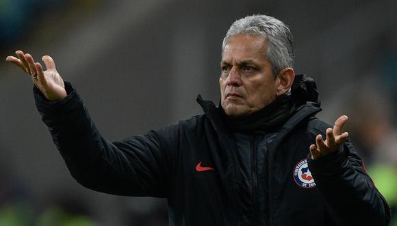 Reinaldo Rueda es entrenador de Chile desde agosto del 2018. (Foto: AFP)