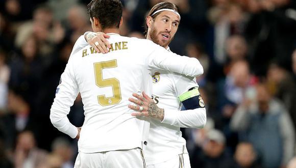 Varane podrpia seguirle los pasos a Ramos en el PSG. (Foto: Getty Images)
