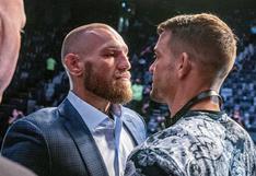 McGregor vs. Poirier 2: fecha, horarios y canales de TV de la UFC 257