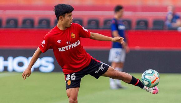 Take Kubo jugará en el Villarreal en la próxima temporada. (Foto: EFE)