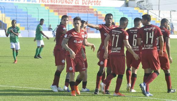 Universitario vs. Los Caimanes chocaron por los octavos de final de la Copa Bicentenario. (Foto: Takeshi Ayasta)