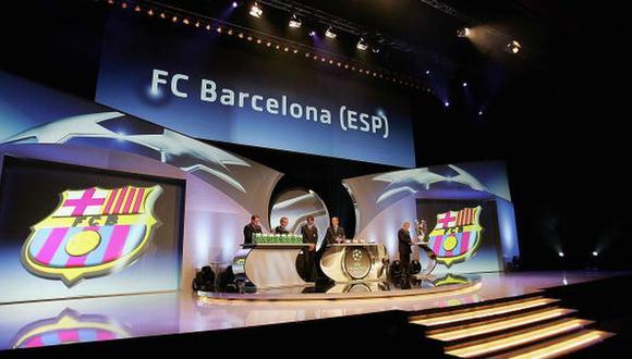 Barcelona será parte del bombo 2 en la próxima Champions League al menos que gane el torneo en Lisboa. (Getty)