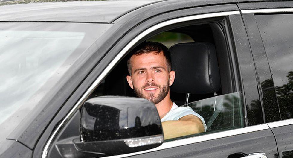 Miralem Pjanic juega como centrocampista en la Juventus. (Foto: Getty Images)