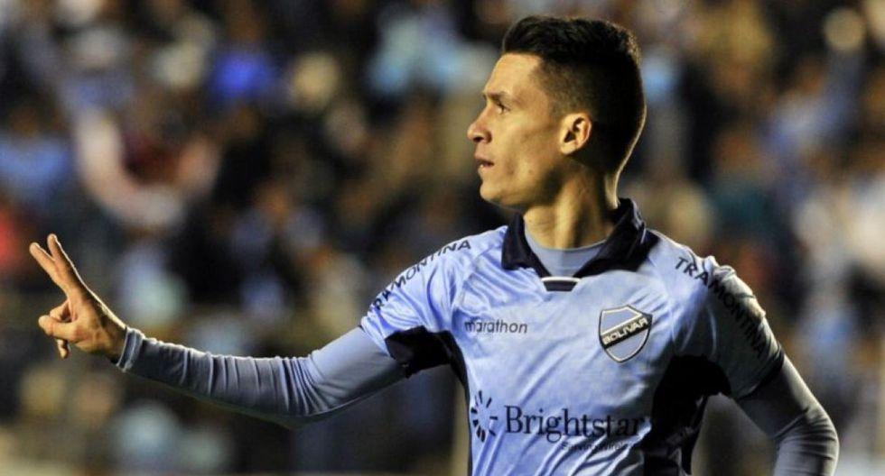 Juanmi Callejón | Club actual: Bolivar (Fotos: Difusión)
