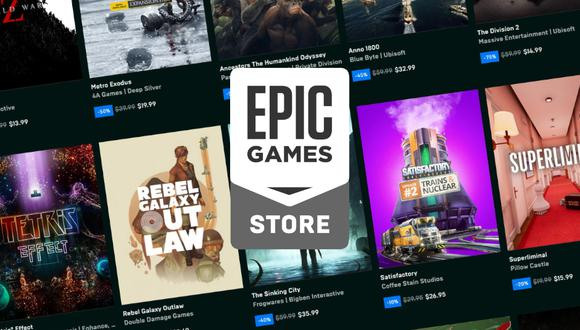 Juegos gratis: Epic Games regalará dos elementos diferentes durante octubre. (Foto: Epic Games)