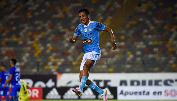 Martín Távara ha marcado 10 goles con la camiseta de Sporting Cristal. (Foto: Liga 1)