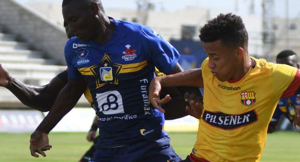 Dos partidos de la liga ecuatoriana se jugarán a puertas cerradas. (Foto: LigaProEC)