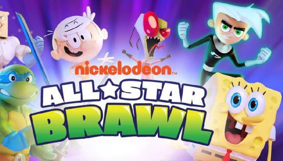 Todos los personajes que aparecerán en Nickelodeon All-Star Brawl