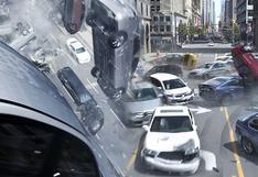 """""""Rápidos y furiosos"""": la lluvia de autos de """"The Fate of the Furious"""" fue grabada realmente"""