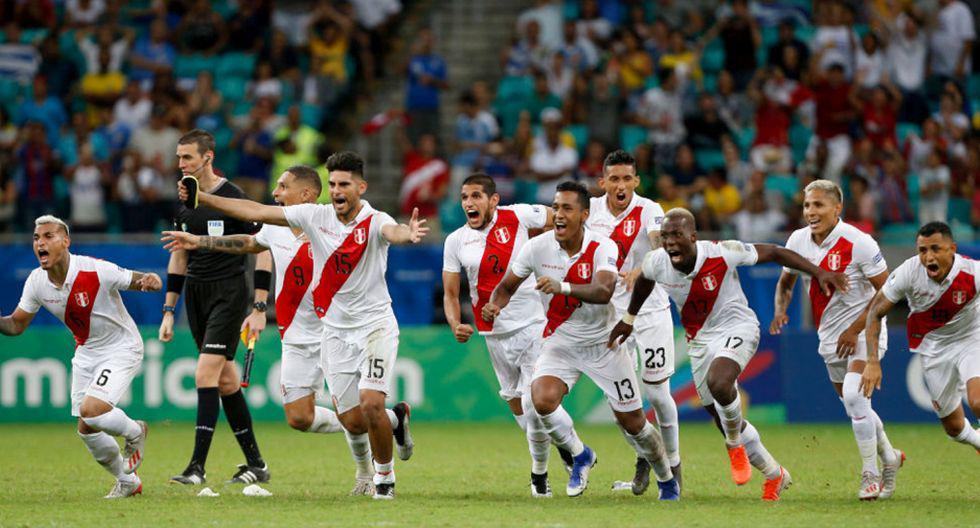 Convocados de Perú para enfrentar a Paraguay y Brasil. (Foto: GEC)