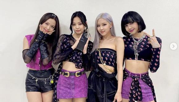 Con cuatro años de trayectoria, BLACKPINK es en la actualidad una de las bandas de k-pop más exitosas del mundo, con temas que han alcanzado los primeros lugares en las listas de Billboard (Foto: Blackpink/ Instagram)