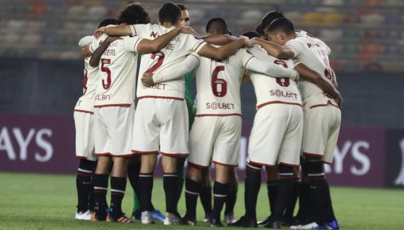Universitario suma 4 puntos en la Copa Libertadores (Foto: CONMEBOL)