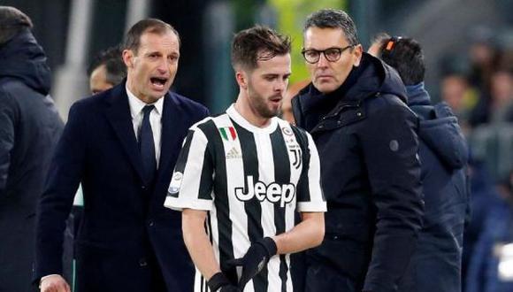 Massimiliano Allegri volverá a dirigir a la Juventus de la Serie A. (Foto: Twitter)