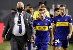 La furia de los hinchas de Boca Juniors por una escena del partido ante Santos por la Libertadores [VIDEO]