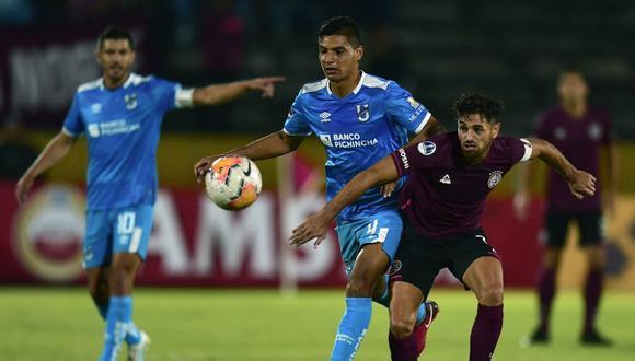 Lanús avanzó de fase pese a caer 2-0 ante Universidad Católica de Ecuador en Quito por Copa Sudamericana 2020.