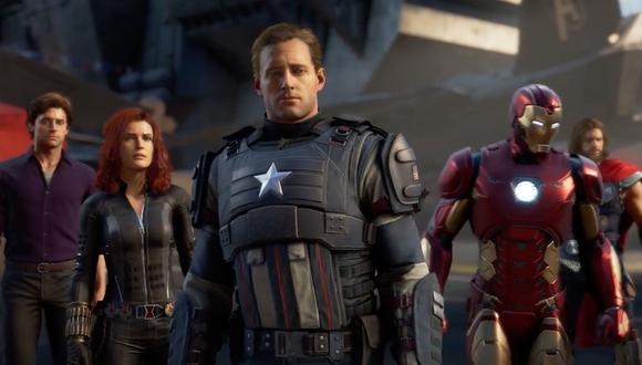 Marvel's Avengers estará disponible para PS4, Xbox One y PC (Foto: Marvel)