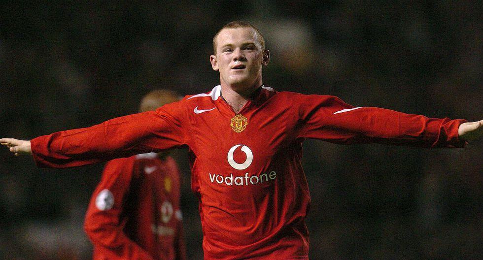 Wayne Rooney - 14 goles