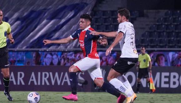 Atlético Mineiro venció por 1-0 a Cerro Porteño en la Jornada 5 de la Copa Libertadores 2021. (Foto: Twitter)