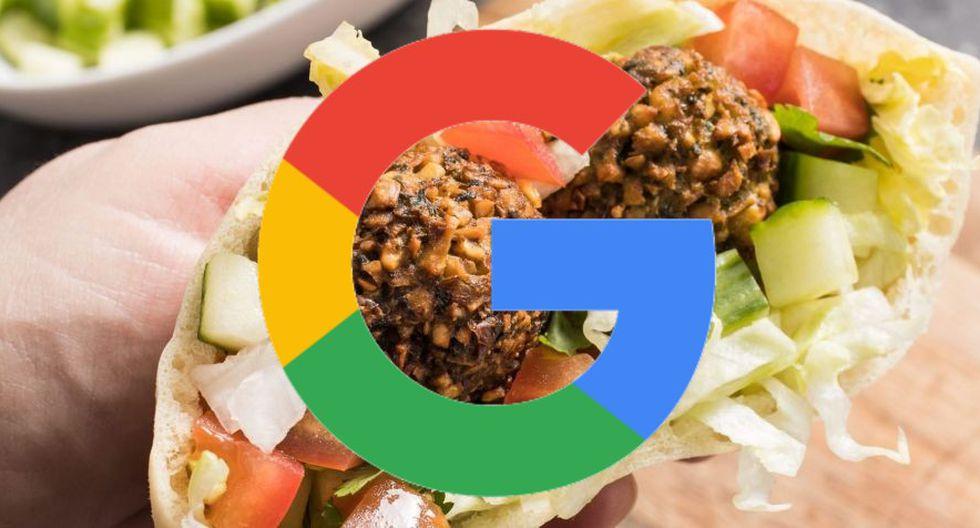 Google dedica esta animación al falafel