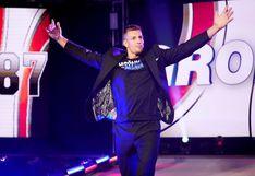 """Rob Gronkowski, exfigura de la NFL: """"Es un honor formar parte del primer WrestleMania de dos noches"""""""