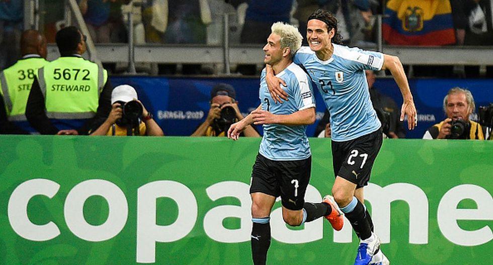 ¡Desde Belo Horizonte! Ecuador cae ante Uruguay EN VIVO vía Directv: Grupo C de Copa América 2019
