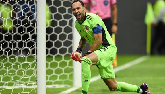 Colombia venció 4-2 a Uruguay en la tanda de penales y clasificó a 'semis' de la Copa América 2021. (Foto: Getty Images)