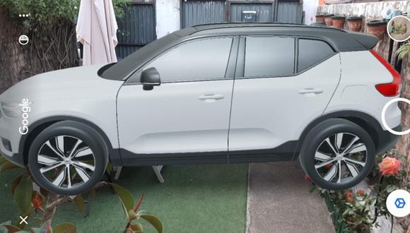 De esta forma podrás visualizar los autos o coches en realidad aumentada de Google. (Foto: El Android libre)