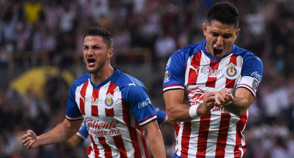 Chivas venció 2-1 a Atlas en Guadalajara por la jornada 9 del Clausura 2020 de la Liga MX. (Foto: Agencias)