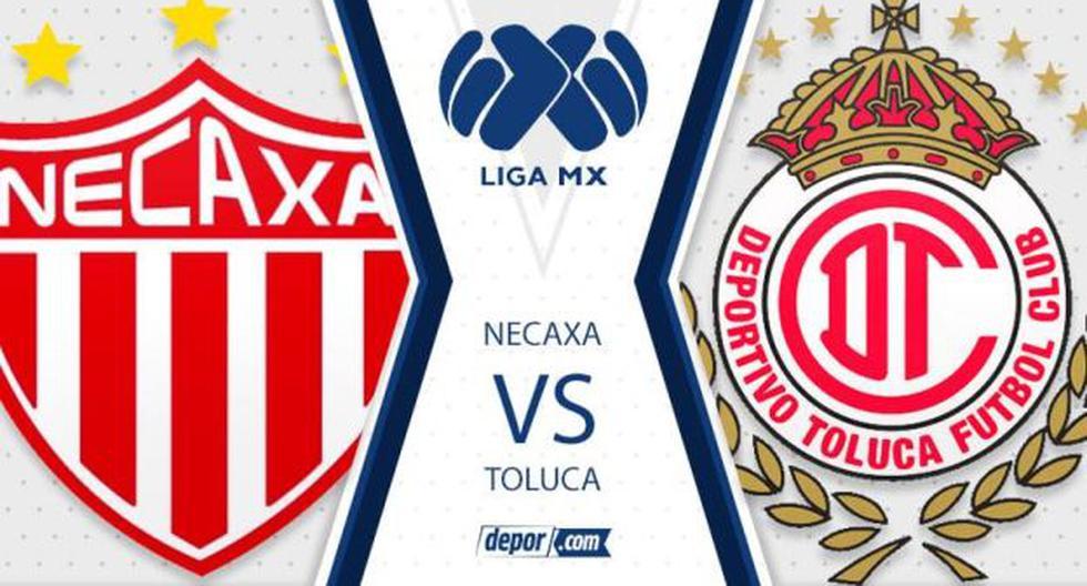 Necaxa vs. Toluca EN VIVO por TUDN: minuto a minuto del partido por el Torneo Apertura de Liga MX