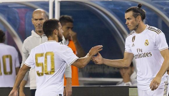 Gareth Bale tiene un año más de contrato con el Real Madrid. (Foto: AFP)