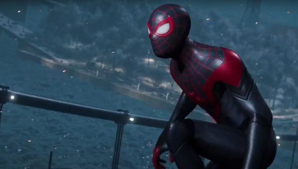 PS5 actualiza Marvel's Spider-Man: Miles Morales y ofrece esta nueva calidad gráfica