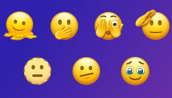WhatsApp: qué nuevos emojis se agregarían en 2021. (Foto: Emojipedia)