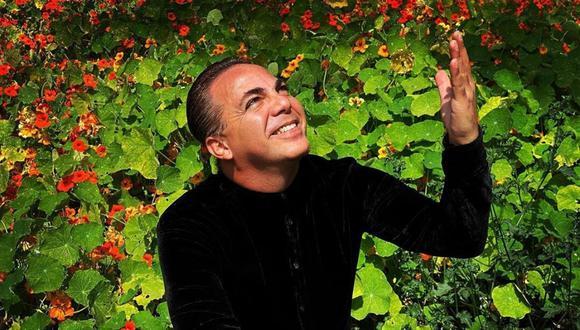 Cristian Castro y su mensaje de despedida a Manuel 'El Loco' Valdés. (Foto: @cristiancastronoi)