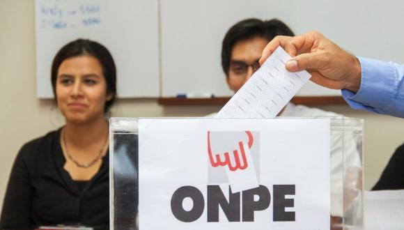 Las elecciones generales en el Perú se realizarán el próximo 11 de abril (Foto: ONPE)