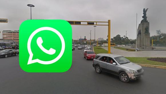 Para que tu amigo te pase su ubicación en tiempo real en WhatsApp, debes de seguir estos pasos. (Foto: Depor)