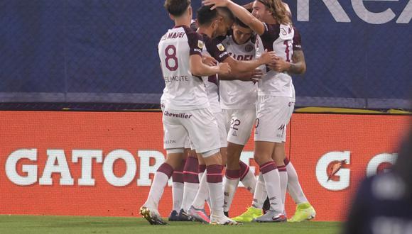 Lanús le propinó la segunda derrota consecutiva a Boca en La Bombonera. (Foto: ESPN)