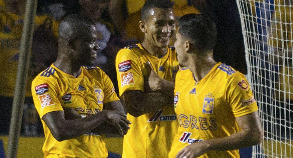 Sin Gignac, el Tigres UANL visita en la ida de los cuartos de final al Houston Dynamo. (Foto: AFP)