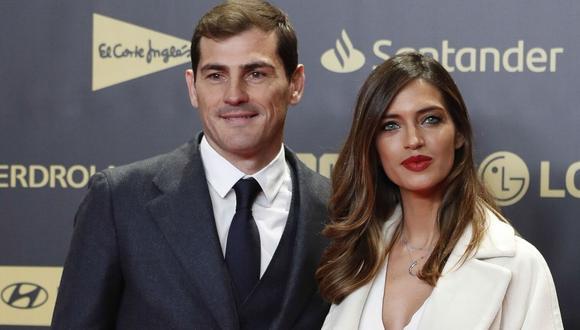 Iker Casillas y Sara Carbonero se casaron en 2016 en Madrid. (Foto: Revista ¡Hola!)