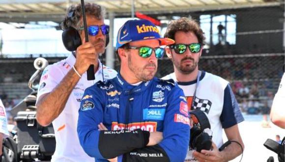 Fernando Alonso firmó con Renault para regresar a la Fórmula 1. (Difusión)