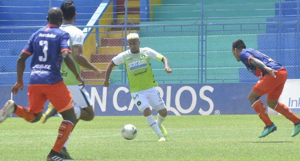 Pirata FC y César Vallejo se miden por la Fecha 13 del Torneo Clausura. (Foto: Takeshi Ayasta)