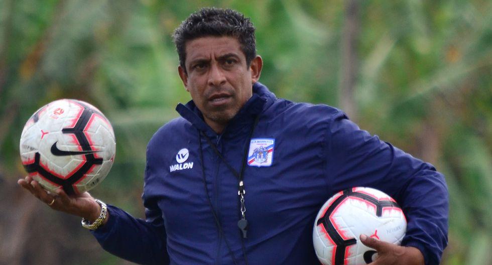 José Soto fue cesado de Carlos A. Mannucci por malos resultados. (Foto: Carlos A. Mannucci)