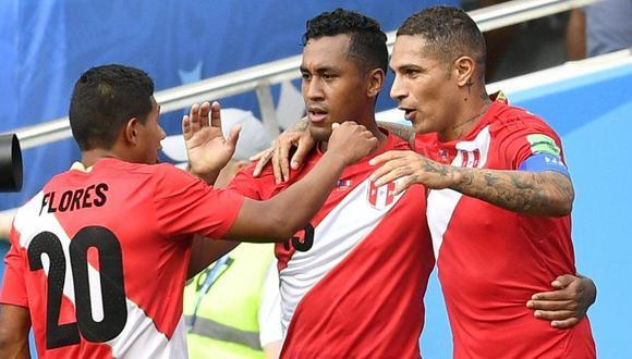 La Selección Peruana está en el puesto 20 entre los 32 participantes en Rusia 2018. (USI)