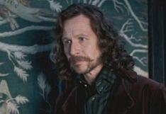 10 detalles sobre Sirius Black que solo están en los libros de Harry Potter