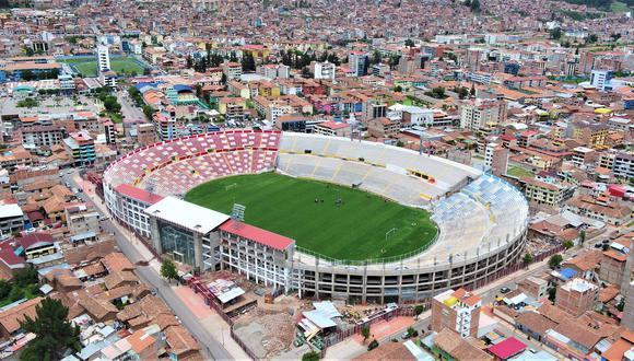 Ayacucho FC jugará en el estadio Inca Garcilaso de la Vega su encuentro por la Fase 2 de la Copa Libertadores. (Foto: Copesco)