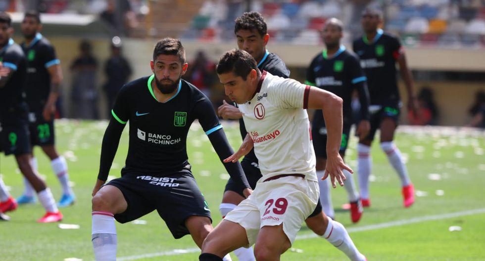Alianza Lima y Universitario corren suerte distinta en la tabla de posiciones de la Liga 1. (Foto: Gonzalo Córdova/GEC)